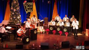 A Crooner's Christmas with the Good Shot Judy little BIG Band @ Kimball Theatre