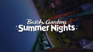 GSJ DEBUT at Busch Gardens! @ Busch Gardens Williamsburg