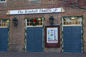 Winter Blues Jazz Fest! @ Kimball Theatre